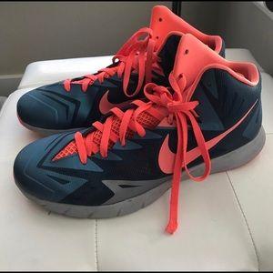 Nike Hyperquickness basketball shoes